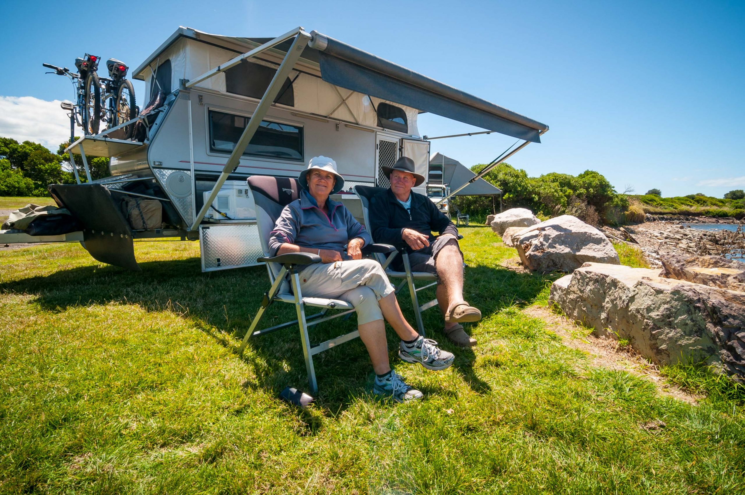 THE BIG DECISION: CARAVAN OR CAMPER TRAILER?